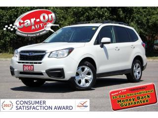 Used 2017 Subaru Forester 2.5i AWD REAR CAM HTD SEATS ONLY 20,000 KM for sale in Ottawa, ON