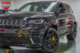 Used 2018 Jeep Grand Cherokee Trackhawk 707HP -LEASE ONLY- for sale in Oakville, ON