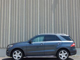 Used 2015 Mercedes-Benz ML-Class SORRY SOLD!!!!!!!!!!!!! for sale in Etobicoke, ON