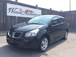 Used 2009 Pontiac Vibe Base for sale in Stittsville, ON