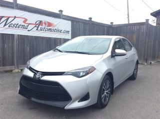 Used 2018 Toyota Corolla LE  Only 9500 Kms for sale in Stittsville, ON