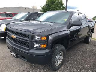 Used 2015 Chevrolet Silverado 1500 K, for sale in Barrie, ON