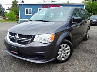 Used 2017 Dodge Grand Caravan SE/AC/CRUISE CONTROL/CERTIFIED for sale in Guelph, ON
