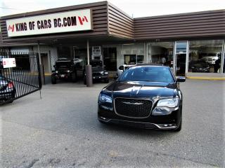 Used 2017 Chrysler 300 SPORT for sale in Langley, BC