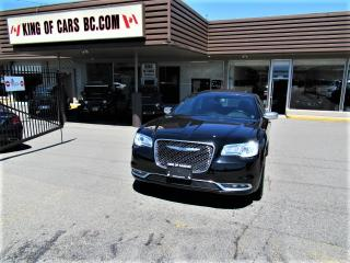 Used 2017 Chrysler 300C Platinum - Awd for sale in Langley, BC