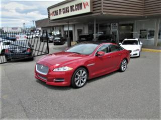 Used 2015 Jaguar XJ PREMIUM LUXURY - 3.0L SUPERCHARGED for sale in Langley, BC