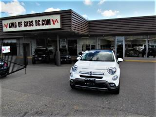 Used 2017 Fiat 500X Trekking for sale in Langley, BC