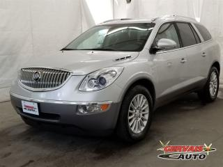 Used 2010 Buick Enclave Cx Awd V6 Mags for sale in Trois-rivieres, QC