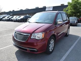 Used 2012 Chrysler Town & Country Touring-L NAVI,LEATHER, DVD, REAR CAMERA !!! for sale in Concord, ON