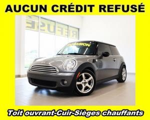 Used 2010 MINI Cooper T.ouvrant Sièges Ch for sale in Mirabel, QC