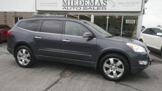 Used 2009 Chevrolet Traverse LTZ for sale in Mono, ON