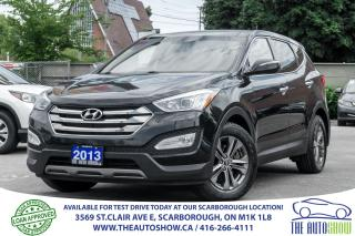 Used 2013 Hyundai Santa Fe Premium, AWD Backup Cam Panoramic Sunroof for sale in Toronto, ON