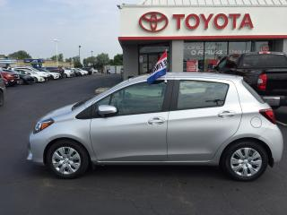 Used 2015 Toyota Yaris LE for sale in Cambridge, ON