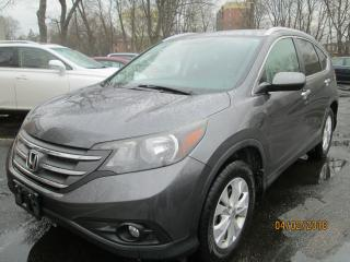 Used 2012 Honda CR-V Touring ALL WHEEL DRIVE for sale in Scarborough, ON