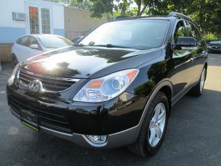 Used 2012 Hyundai Veracruz Limited w/Nav for sale in Scarborough, ON