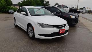 Used 2015 Chrysler 200 for sale in Orillia, ON