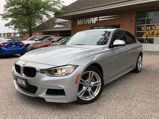 Used 2014 BMW 3 Series 335i xDrive for sale in Concord, ON