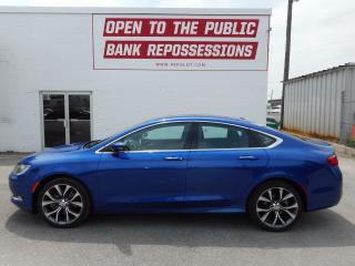 Used 2016 Chrysler 200 C for sale in Etobicoke, ON