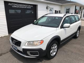 Used 2010 Volvo XC70 PREMIUM for sale in Kingston, ON