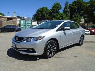 Used 2014 Honda Civic EX LOW KM for sale in King City, ON