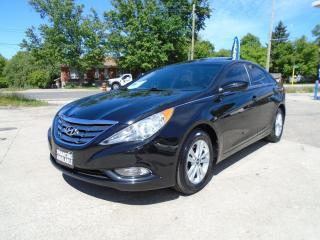Used 2013 Hyundai Sonata GL AUTO for sale in King City, ON