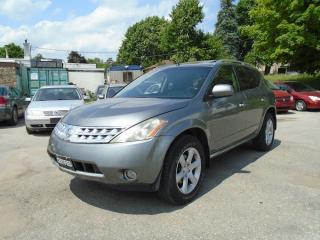 Used 2007 Nissan Murano SE AWD for sale in King City, ON