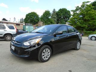 Used 2016 Hyundai Accent L for sale in King City, ON