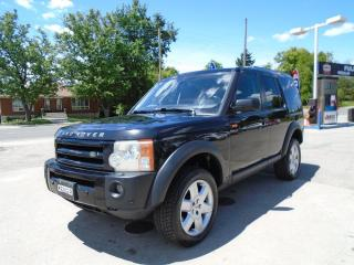 Used 2007 Land Rover LR3 HSE for sale in King City, ON