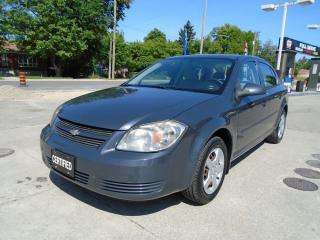 Used 2008 Chevrolet Cobalt LT AUTO & AIR for sale in King City, ON
