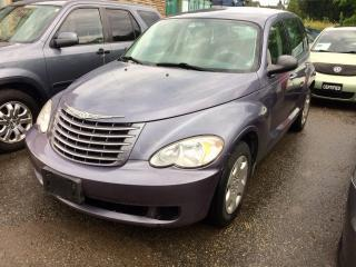 Used 2007 Chrysler PT Cruiser AUTO & AIR for sale in King City, ON