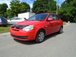 Used 2010 Hyundai Accent GL AUTO , AIR for sale in King City, ON