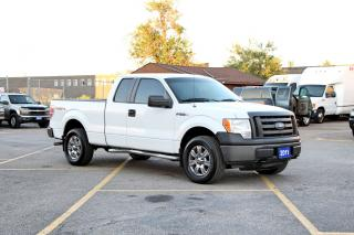 Used 2011 Ford F-150 4X4 XL for sale in Brampton, ON