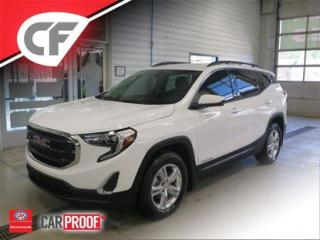 Used 2018 GMC Terrain SLE for sale in Levis, QC