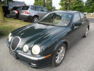 Used 2001 Jaguar S-Type