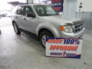 Used 2008 Ford Escape 4x4 Awd Cert. V6 for sale in Montréal, QC
