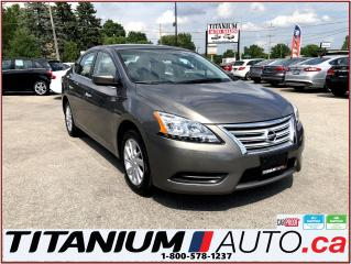 Used 2015 Nissan Sentra SV+Camera+Heated Seats+Push To Start+BlueTooth+XM+ for sale in London, ON