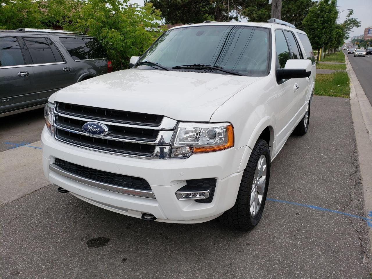 Used 2017 Ford Expedition Limited for Sale in Toronto, Ontario   Carpages.ca