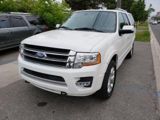 Used 2017 Ford Expedition Limited  for sale in Toronto, ON