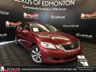 Used 2008 Lexus GS 350 Ultra Premium Package for sale in Edmonton, AB