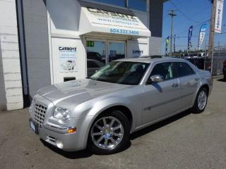 Used 2008 Chrysler 300 C 5.7L V8 Hemi, Leather, Sunroof, Low Kms.!! for sale in Langley, BC