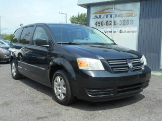 Used 2009 Dodge Grand Caravan ***SE,AIR CLIMATISÉ,ATTACHE REMORQUE*** for sale in Longueuil, QC