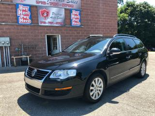 Used 2010 Volkswagen Passat Wagon Comfortline/ONE OWNER/NO ACCIDENT/CERTIFIED for sale in Cambridge, ON