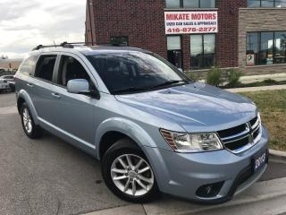Used 2013 Dodge Journey SXT for sale in Etobicoke, ON