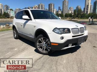 Used 2010 BMW X3 30i + Summer Clearance! On Now! for sale in Vancouver, BC