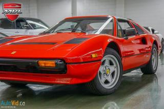 Used 1984 Ferrari 308 Quattrovalvole GTSi GTSi for sale in Oakville, ON