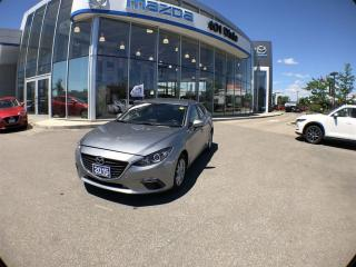 Used 2015 Mazda MAZDA3 GS, NO ACCIDENTS, ONE OWNER for sale in Mississauga, ON