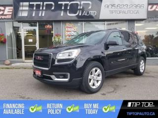 Used 2014 GMC Acadia SLE2 ** 7 Passenger, Bluetooth, Brand New Tires ** for sale in Bowmanville, ON