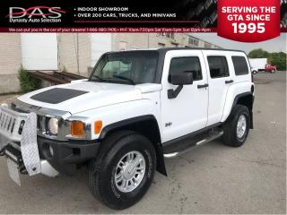 Used 2009 Hummer H3 4x4/NAVIGATION/PUSH BAR for sale in North York, ON