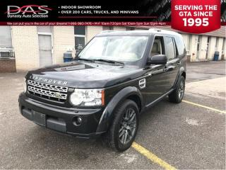 Used 2010 Land Rover LR4 HSE LUXURY/NAVIGATION/PANORAMIC ROOF/7 PASS for sale in North York, ON