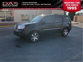 Used 2012 Honda Pilot TOURING/NAVIGATION/8 PASS/TV DVD for sale in North York, ON